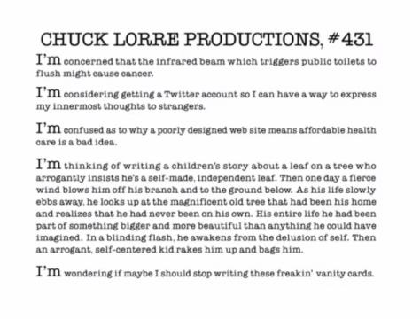 Chuck Lorre #431